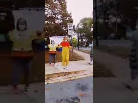 Halloween Fun: Fields Road Elementary School
