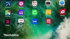 Giga Tv App Fehler ERR - 102