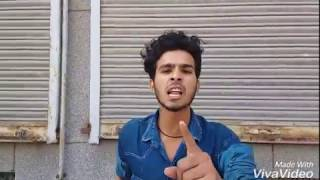 RAJAN JACKSON NEW ACTING VIDEO HA HA MAI HU MUJRIM