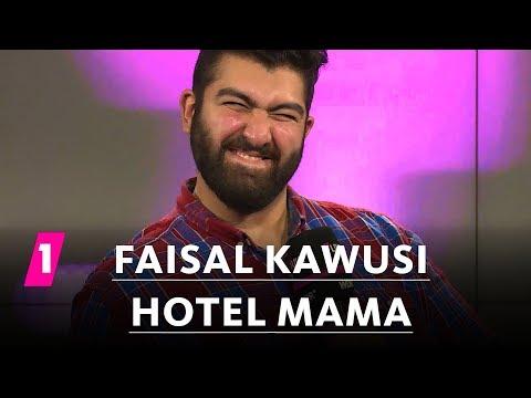 Faisal Kawusi: Hotel Mama   1LIVE Generation Gag