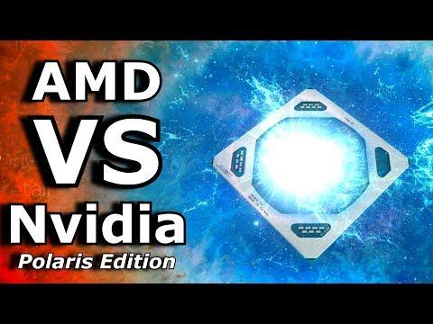 AMD VS Nvidia : Was Polaris a Success?