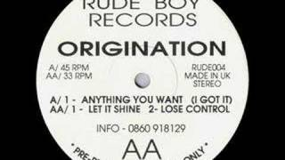 Origination - Let It Shine