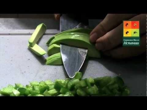Табуле из кускуса с овощами