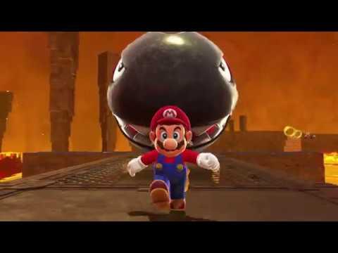 Super Mario Odyssey - Cap sur l'aventure ! (Nintendo Switch)