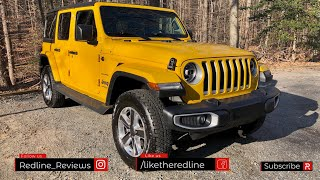 The 2020 Jeep Wrangler EcoDiesel is the Most Efficient & Powerful Wrangler Ever