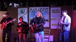 Za Tebou plout - Tomáš Berka, Corpus Delicti a hosté ze skupiny Isara - závěr ISARAFESTU 2015