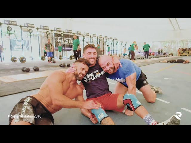 Andalusí Challenger 2018 - Ruster Fitness