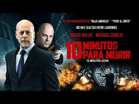 10 Minutos para Morir (10 Minutes Gone) - Trailer Oficial - Huincha Cining Argentina cartelera de cine