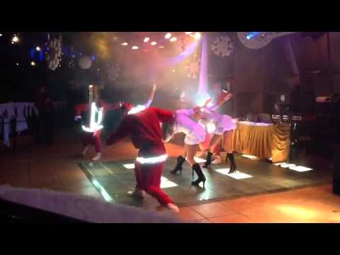 Видео танцы на новый год