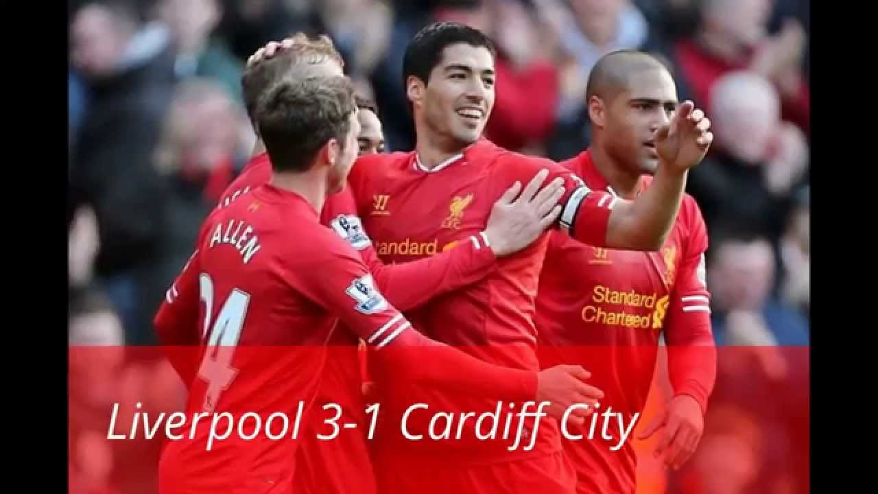 Manchester City v Liverpool MATCH PREVIEW 26/12/13 - YouTube