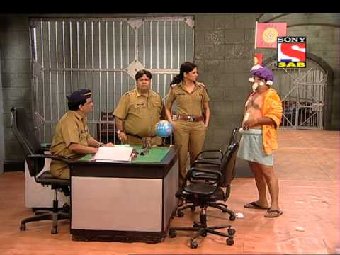 FIR - Episode 165: FIR is a situational comedy serial revolving around a haryanvi police officer named Chandramukhi Chautala and her two subordinates, head constable Gopinath Gandothra and constable Billu. The show depicts their lives as they try to solve every case which comes to Imaan Chowki . New cases come to the police station in every episode. An individual or a group come with a complaint or a problem. The problem generally has nothing to do with police. It may be a case of love, divorce, snoring, or bad cooking. Chandramukhi Chautala and her constables solve the case successfully.