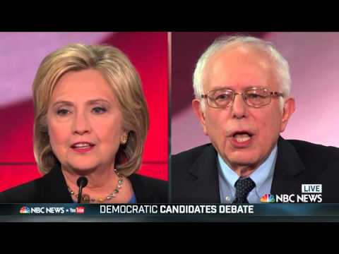 FULL Democratic Debate Part 5, NBC Democratic Presidential Debate 1 17 2016 HD YhFU A4CwZ0
