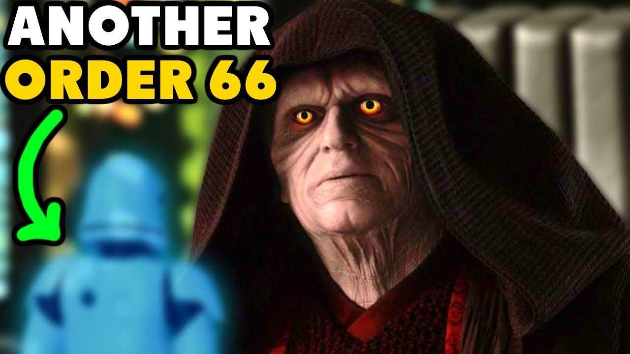 Lucasfilm Just Revealed that Order 66 Wasn't The First Jedi Purge! - Star Wars Explained