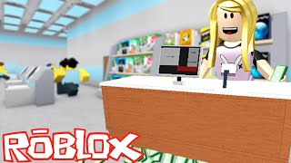 Roblox | Retail Tycoon | Building My Own Store!
