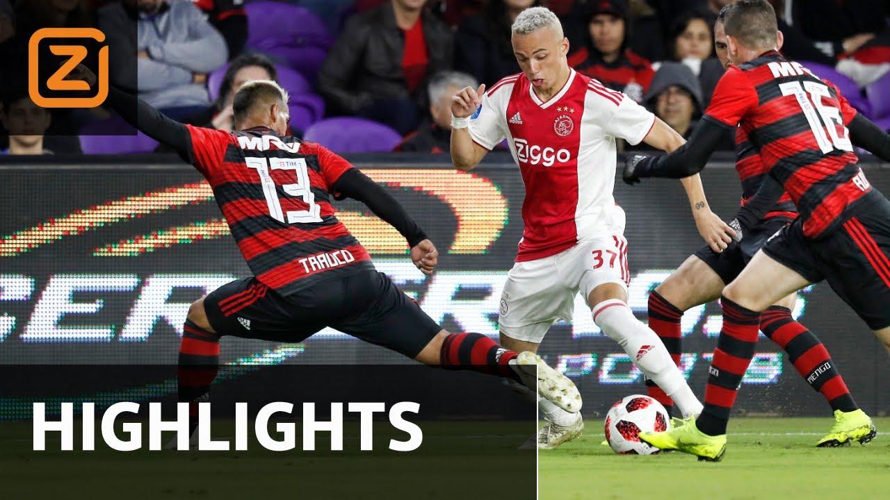 Ajax vs Flamengo | Florida Cup 2019 | Samenvatting - YouTube