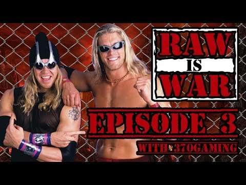 """TEW 2016 - WWF RAW IS WAR 2001 w/370Gaming - Episode 3 - """"Friend of the Mexicans"""""""