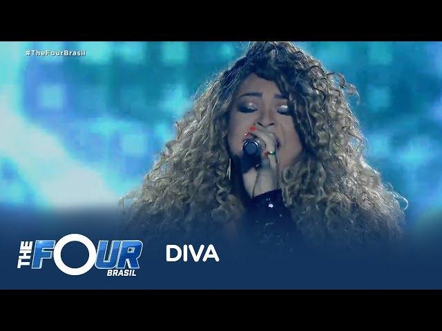 Quinara canta, Listen, de Beyoncé em desafio do The Four Brasil