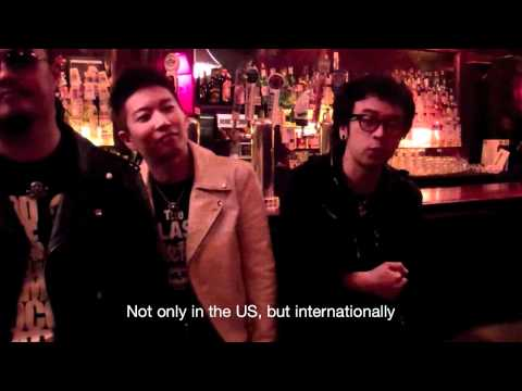 Crying Nut : Seoulsonic 2012 San Francisco Interview