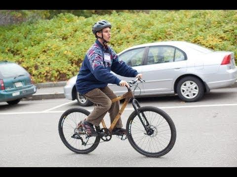 Shorts: Daniel Kish's echolocation in action