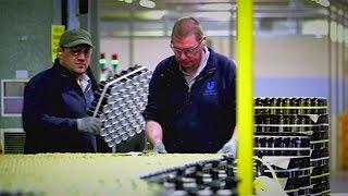 Промышленность Великобритании и Ирландии не боится