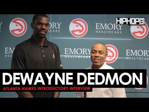 DeWayne Dedmon Talks Signing With The Atlanta Hawks, Meek Mill