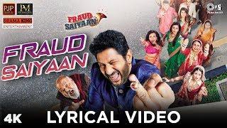 Fraud Saiyaan Title Track Lyrical | Arshad Warsi, Saurabh, Elli AvrRam | Shadab Faridi