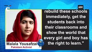 Malala Yousafzai condemns attack on schools in Gilgit-Baltistan