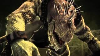 The Amazing Spider-Man - Manhattan Playground Iguana Trailer