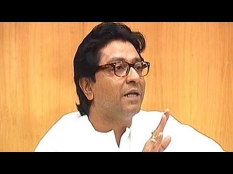 Raj Thackeray dares Modi to quit his post as Gujarat Chief Minister