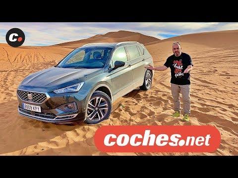 SEAT Tarraco SUV | Prueba 4x4 en Marruecos | Review en español | coches.net en Marruecos