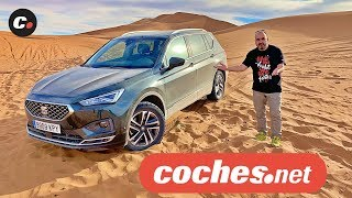 SEAT Tarraco 2019 SUV | Prueba 4x4 en Marruecos | Review en español | coches.net en Marruecos
