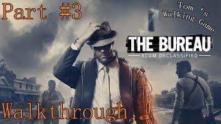 The Bureau: XCOM Declassified walkthrough part #3 - Útěk ze základny