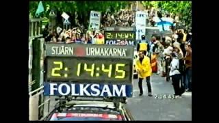 Stockholm Marathon 2001