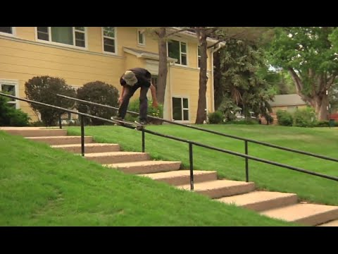 Bacon Skateboards - Colorado Trippin