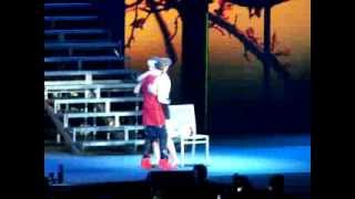 One Less Lonely Girl- Justin Bieber live in Auckland, NZ