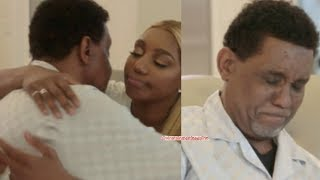 Wow: Gregg Leakes Discuss Letter He Wrote To Wife Nene Leakes If He Did Not Make It...