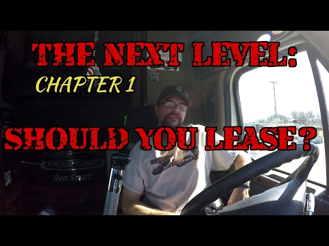 The next level. Chapter 1. Should you lease?