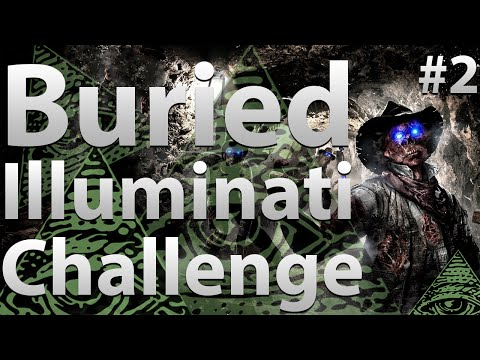 """""""Confirmed"""" - Buried: Illuminati Challenge (Part 2) - Road to 'Black Ops 3 Zombies'"""