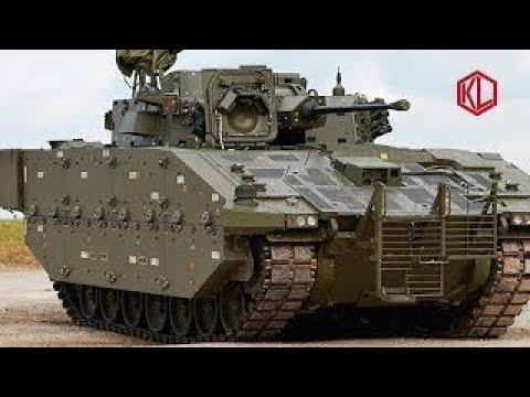General Dynamics Ajax (Scout SV) Armored Modular Fighting Vehicle, UK