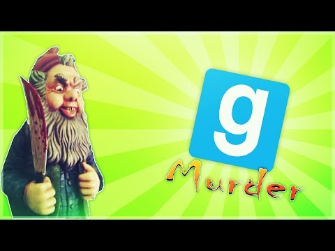 GMOD - Murder - Cruise Ship - I Dropped The Knife - Comedy Gaming