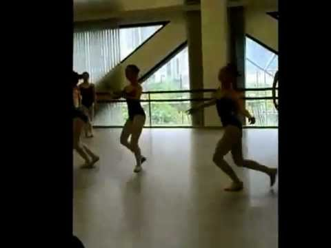 The Hong Kong Academy for Performing Arts GYDP level 2 Ballet