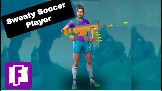 Soccer Skin Montage | 1k Special | Fortnite Battle Royale | #roadto10ksubs