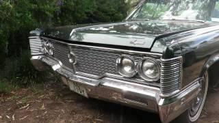 1968 Chrysler Imperial Crown Sedan