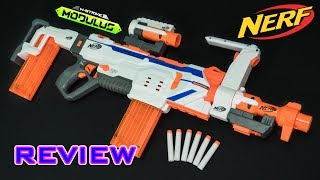 [REVIEW] Nerf Modulus Regulator | SELECT-FIRE IS HERE!!