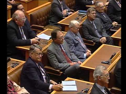 President Mandela: State of the Nation address, 5 February 1999