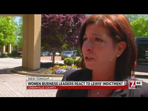 Women business leaders respond to Sheriff Lewis indictments