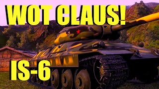 WOT - IS-6 Russian Premium Heavy Tank Review | World of Tanks