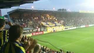 SFC Opava fans