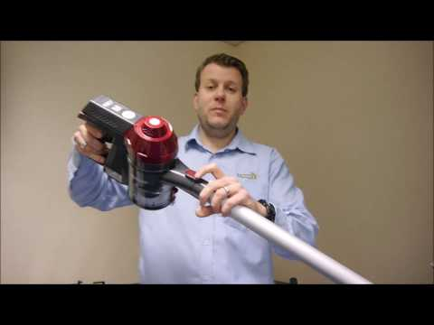 Hoover FD22RP Cordless Vacuum Cleaner