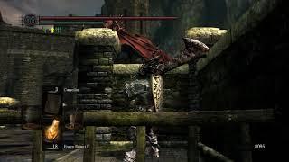 Secret Souls | Exprimiendo Dark Souls | 34 - Matar al Dragón Rojo + Anillo de Halcón